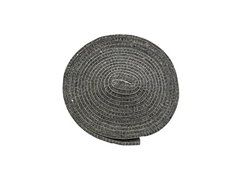 High Temp Replacement Gasket for Large Egg Grills, Peel and Stick! - Big Green Egg, Kamado Joe and more