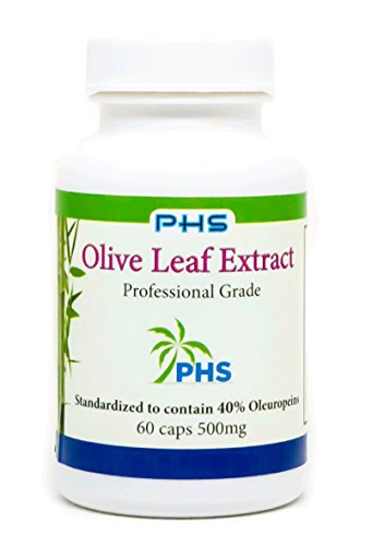 Olive Leaf Extract 40% by Pacific Health Sciences (Image #4)