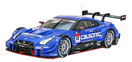 (Ebbro Calconic Impul Nissan GT-R Super GT GT500 No.12 2018 1/43)