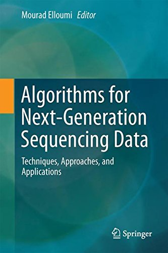 Algorithms for Next-Generation Sequencing Data: Techniques, Approaches, and Applications by Springer