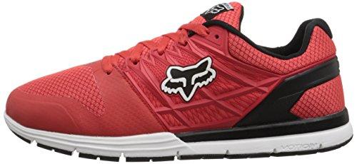 887537904175 - Fox Men's Motion Elite 2 Athletic Shoe, Red/Black/White, 9 M US carousel main 4