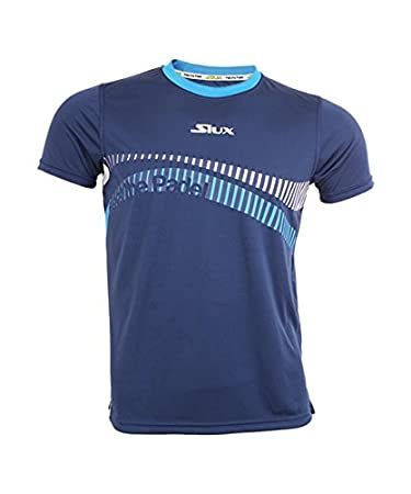 Siux Camiseta Feel Padel NIÑO Azul Marino: Amazon.es ...