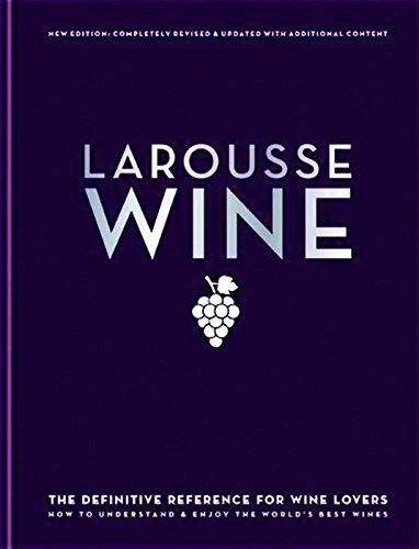 Larousse Wine by Hamlyn