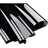 StickersLab - StickersLab - Pellicola omologata ABG oscuramento Vetri Auto serie Black Shade (30%, 50 cm x 3 metri)