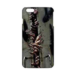 Walking dead scary hand 3D Phone Case for iPhone 6 plus