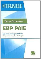 EBP Paie : Apprentissage du logiciel