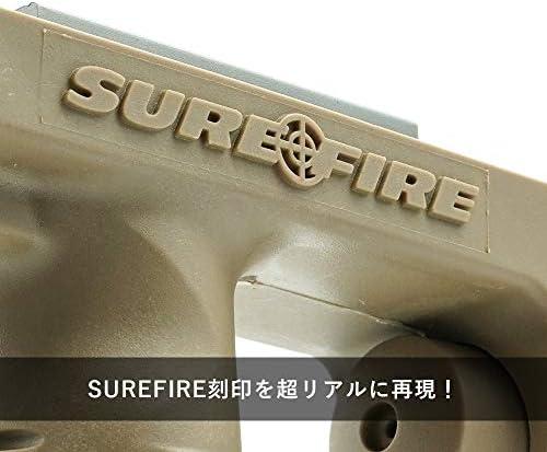 G2 D2 L1 SureFire V21 Nylonholster für 6P EB1 A2