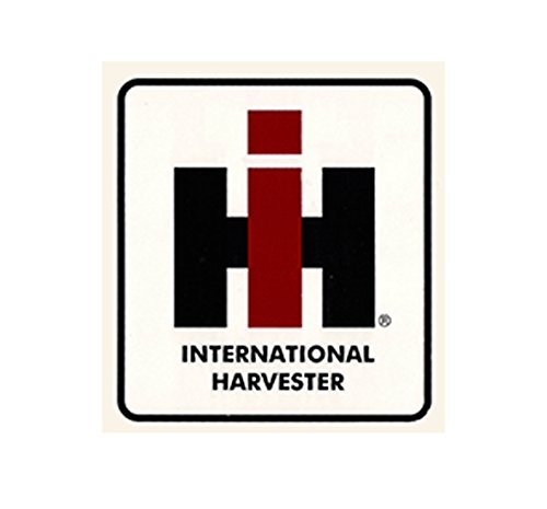 Compare price farmall window decal on for International harvester wall decor
