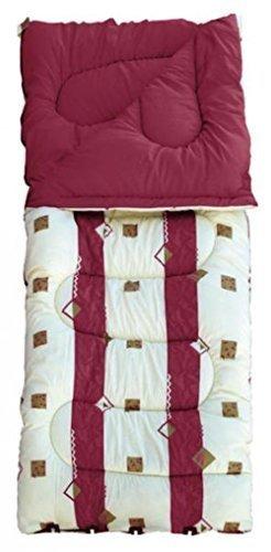 ロイヤルUmbria Burgundy 60oz Sleepingバッグby Royal B01LFMI9UY