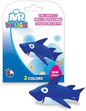 Modeling Compound Scentco Inc. Ultra Lightweight Non-Toxic Air Dough Sea Animals