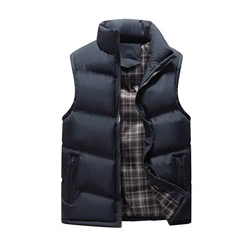Haute Qualité De Hommes Sans Manches Vest Léger Down Chaud Taille 5 Slim Coupe Manteau Portable D'hiver coloré Pour Fuweiencore Casual 1 Gilet 1 Gilets Xxxl couleur vent w7vY7qP
