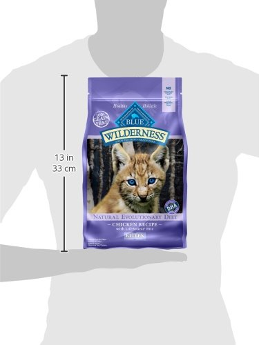 BLUE-Wilderness-Kitten-Grain-Free-Chicken-Dry-Cat-Food-5-lb