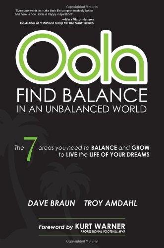 Oola Find Balance in an Unbalanced World (Oola Find Balance In An Unbalanced World)