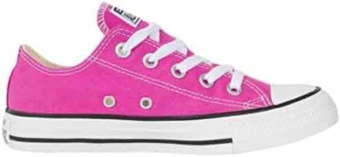 Converse Unisex Child All Star Core Hi S 3j234 Pink Canvas Canvas 11 UK 11.5 M US
