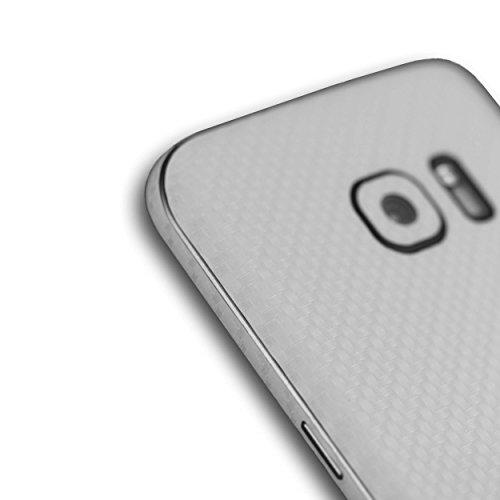 AppSkins Vorderseite Samsung Galaxy S7 Carbon pearl