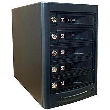 Amazon com: ESATA Driver-Less Hardware RAID   JBoD Support