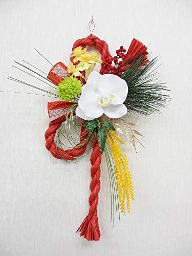 【ロサブランカ】 お正月飾り(稲穂)