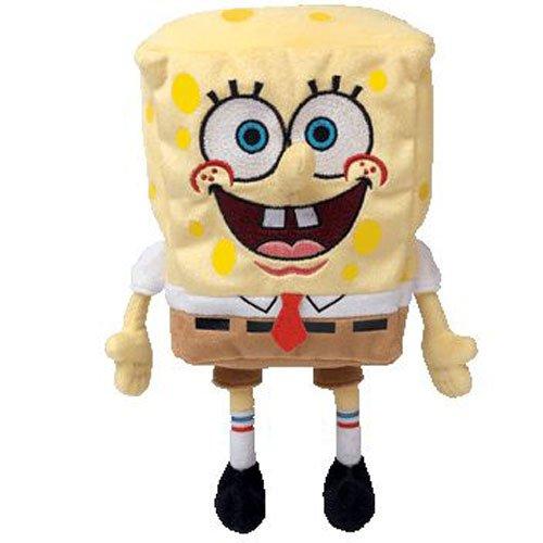 TY Beanie Baby - SPONGEBOB SQUAREPANTS ( Spongebob Movie Promo ) by Ty