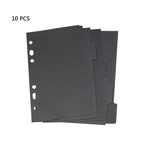 A5 Notebook With Dividers - 2