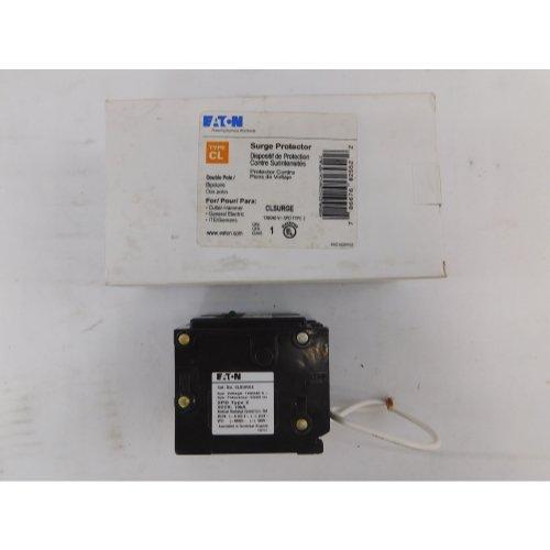 Eaton CLSURGE Breaker, Surge Device, 120/240V, 1-Phase, 2P, CL