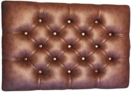 楽器スツール 子供のピアノレッスンピアノ・キーボードスツール人間工学に基づいた椅子肥厚ピアノ椅子防水調節可能な楽器スツール 快適で安定した多用途 (色 : 褐色, Size : 60x40x58cm)
