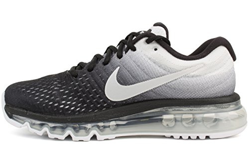 2017 Nike Air Grey White 005 Black Off 848560 Womens White Max rBBT7xtq