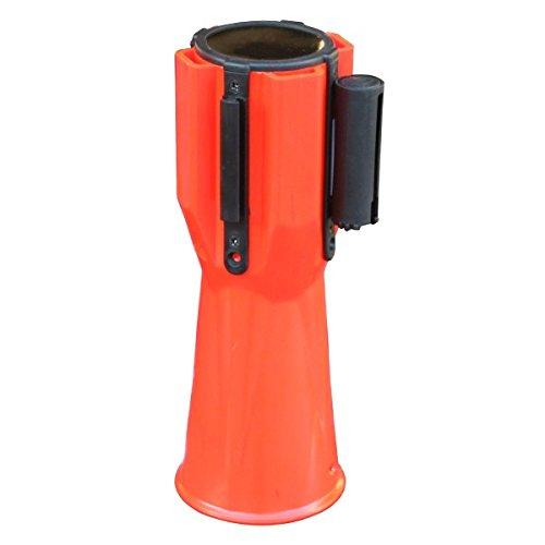 Adosa -Separador cinta extensible para conos cinta 2, 5 m Ado Cerramientos Metálicos SA