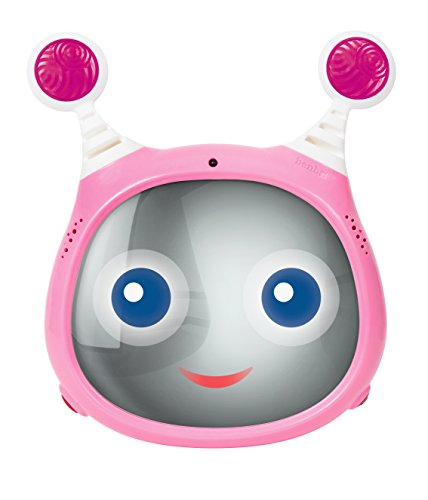 BenBat OLY Active Baby Car Mirror with Remote Control, Pink ()