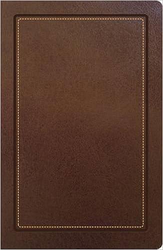 NKJV, Ultraslim Reference Bible, Imitation Leather, Brown