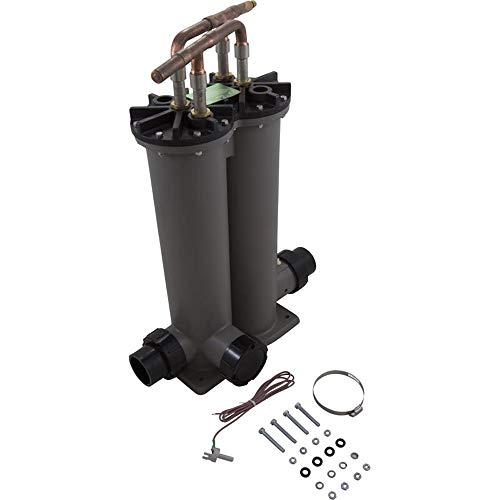 Zodiac R0561407 Heat Exchanger Replacement for Zodiac Jandy EE-Ti 2500 Heat Pump