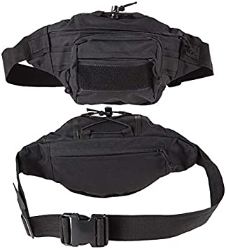 Waist Belt Pack Molle Bag Storage Pouch Wallet Outdoor Camping Hiking Military