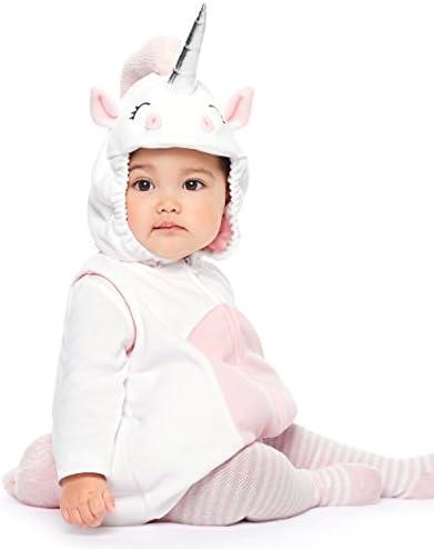 41GnFl8WvmL. AC  - Carter's Baby Boys' Little Rhino Costume