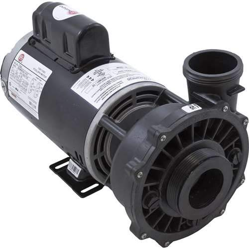 4 HP 230V 2-Speed Waterway Spa Pump Side Discharge 2 1/2