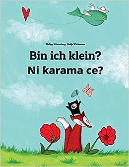 Descargar Libro Ebook Bin Ich Klein? Ni Karama Ce?: Kinderbuch Deutsch-hausa PDF Gratis