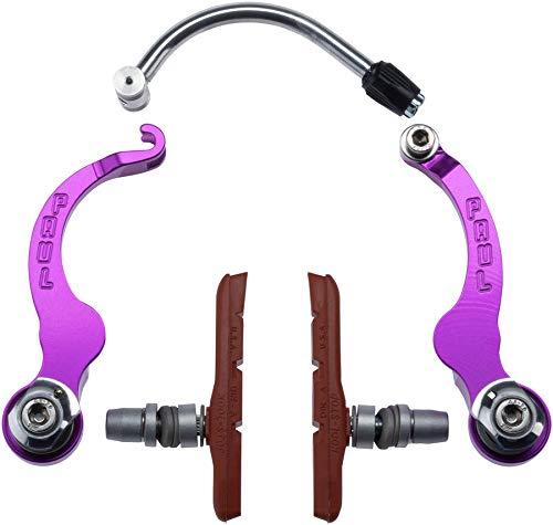 Paul Component Engineering Mini Moto Brake, Purple
