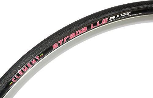 Clement Cycling Strada LGG Clincher 120 TPI Tire, Size: 700cm x 25mm
