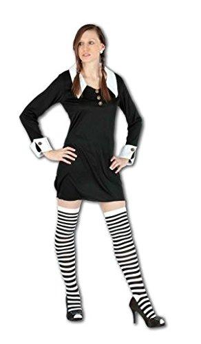 Womens Pippy Costume Halloween Zombie Horror Scary Hen Nigth Party Fancy Dress