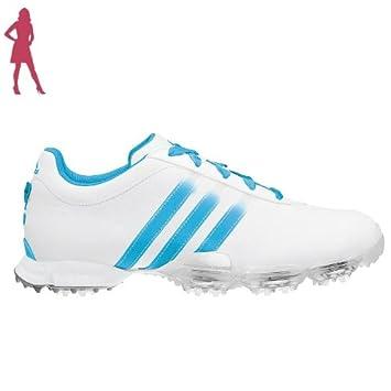 Adidas Ladies Signature Paula 2.0 Golf Shoes WhiteCosmic