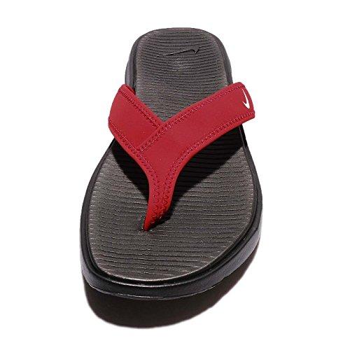 Zapatillas Nike Hombres Nsw Tiempo 94 Lunar Mid Tp Qs Rojas