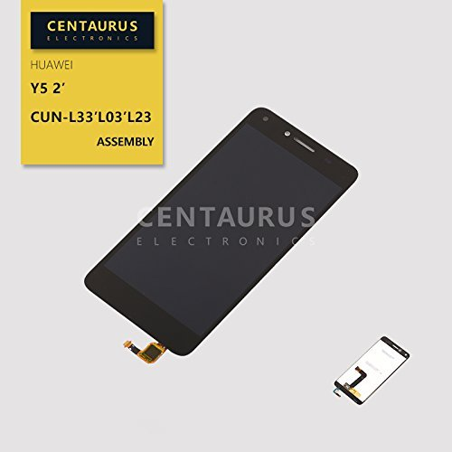 for Huawei Y5II Y5 2 II CUN-L33 L03 L23 Full LCD Replacement Display Touch  Screen Digitizer Assembly Black Centaurus