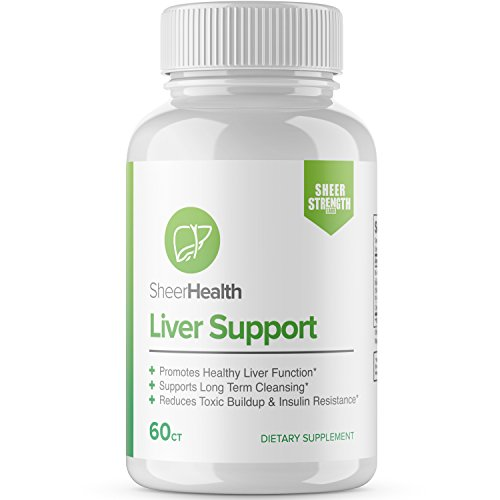 Liver Cleanse Detox Support Supplement