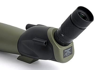 Celestron ultima 80 mm zoom spektiv 20 60x als warehousedeal ein