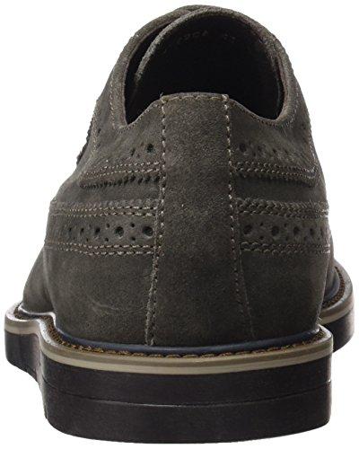 Uvet Vestir Geox De U Hombre Para mud Gris Zapatos A qvx5Ug5S