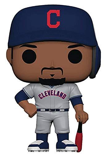 Cleveland Indians Window - Funko POP! MLB: Francisco Lindor (Road)