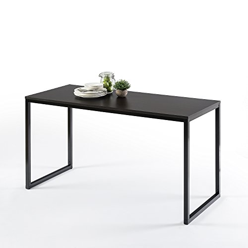 Zinus Modern Studio Collection Soho Rectangular Dining Table / Table Only /Office Desk / Computer Table, Espresso