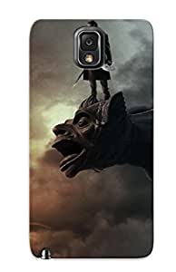 Exultantor Galaxy Note 3 Well-designed Hard Case Cover I Frankenstein 2014 Protector For New Year's Gift