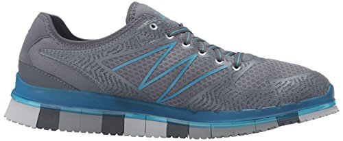 Zapatos Carbón de sintética Leña Deportivos Fibra Flex Azul Skechers Momentum Mujer Go 7cqyZwwBY8