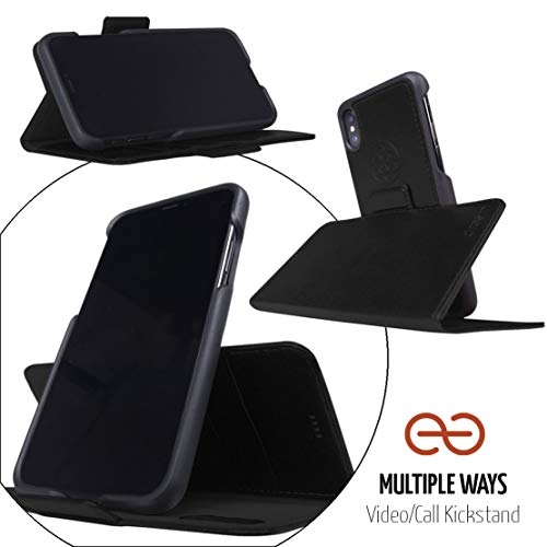 outlet store 00abb 1086d Dreem Fibonacci 2-in-1 Wallet-Case for iPhone X & Xs, Magnetic ...
