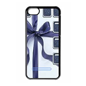 IPhone 5C Cases Bow to The, Case for Iphone 5c for Men - [Black] Okaycosama