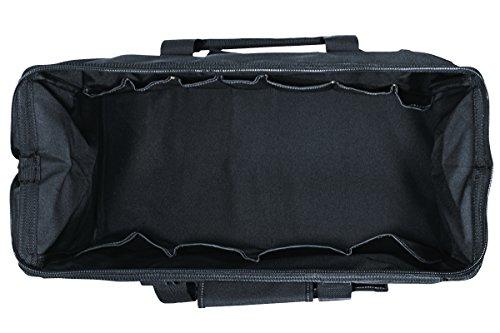CLC Custom Leathercraft 1164 32 Pocket - 24-Inch Megamouth Tote Bag by Custom Leathercraft (Image #2)